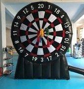 giant soccer darts rental