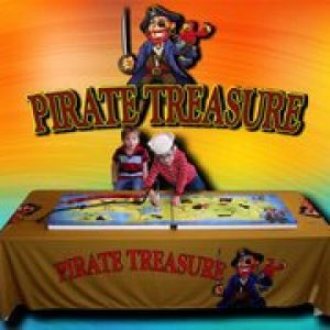 Pirate Treasure Giant Game Rental