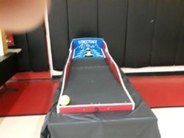 Portable Skeeball