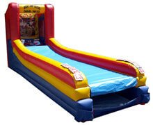 skee ball inflatable game rental